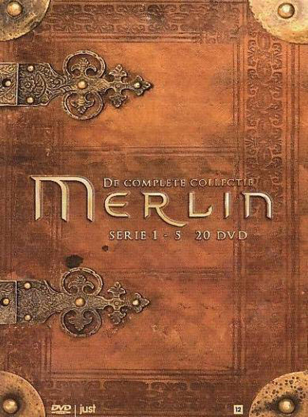 Adventures of Merlin - Seizoen 1-5 (DVD)