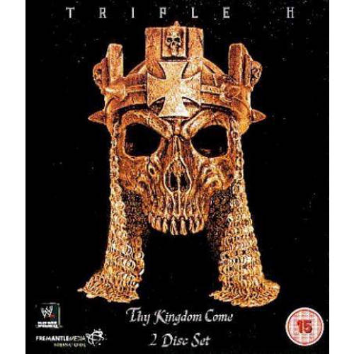 WWE - Triple H Thy Kingdom Come (Blu-ray) kopen