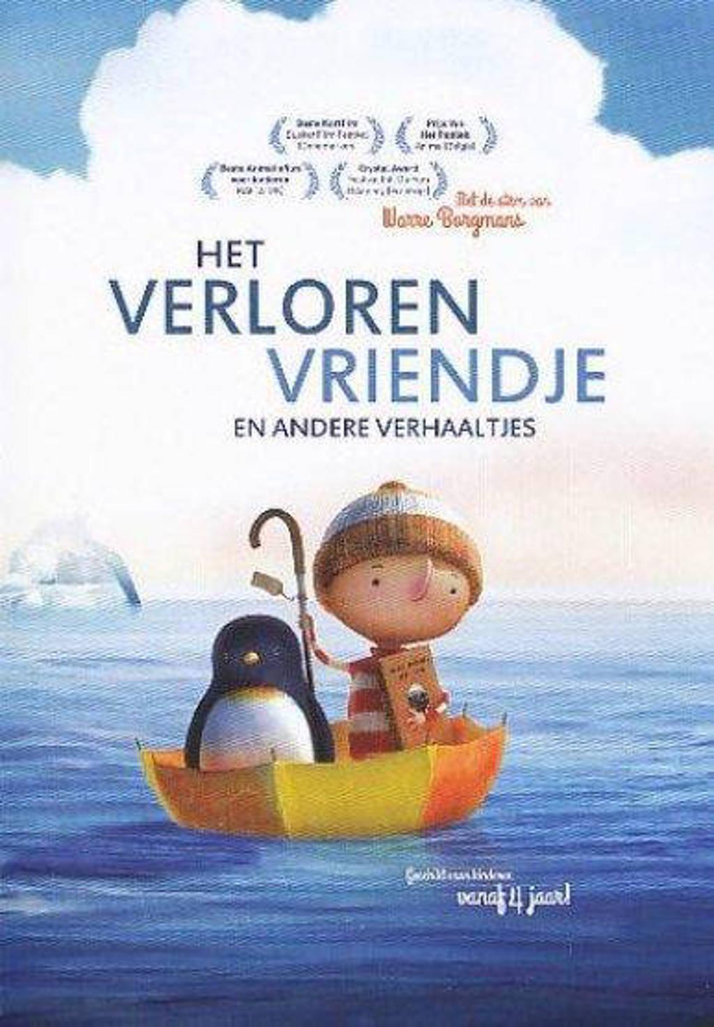 Verloren vriendje en andere verhaaltjes (DVD)