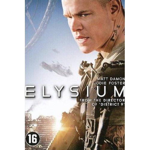 Elysium (DVD) kopen