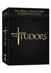 Tudors - Royal collection (DVD)