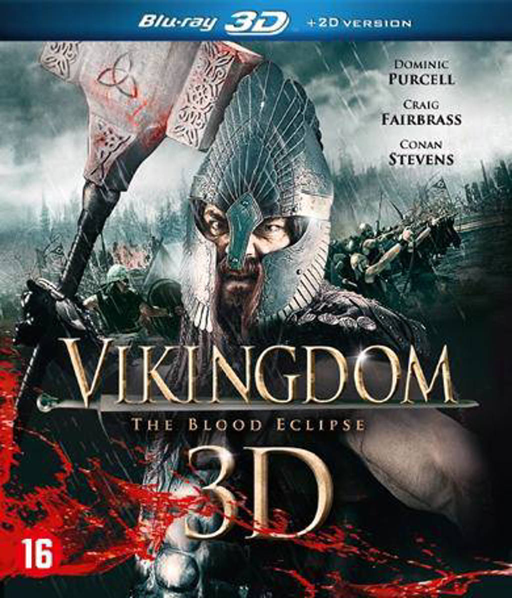 Vikingdom (3D) (Blu-ray)