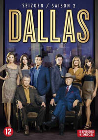 Dallas - Seizoen 2 (DVD)