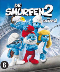 De smurfen 2 (Blu-ray)