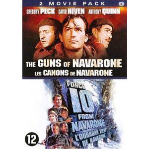 Guns of Navarone/Force 10 from Navarone (DVD)
