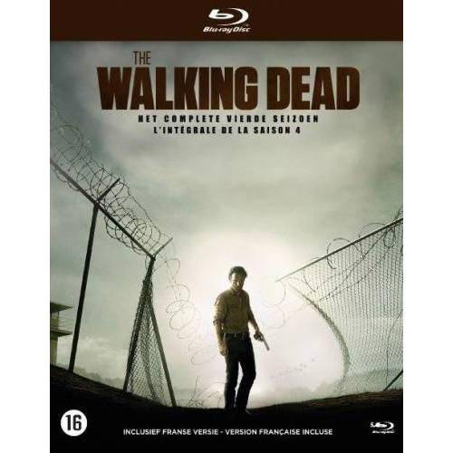 Walking dead - Seizoen 4 (Blu-ray) kopen