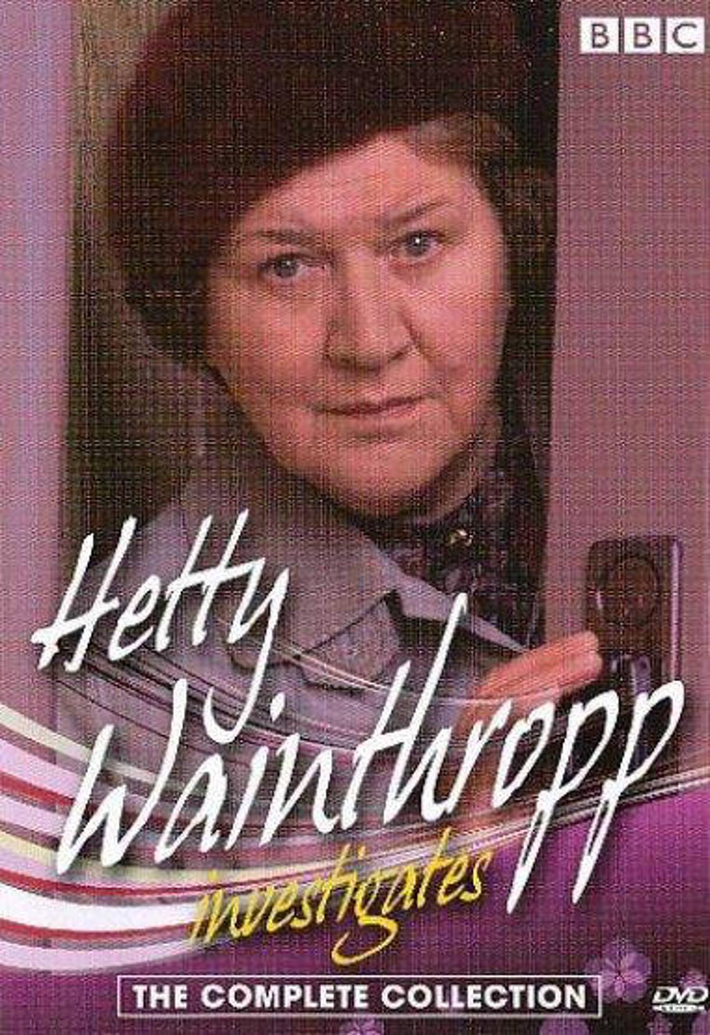 Hetty Wainthropp - Seizoen 1-4 (DVD)