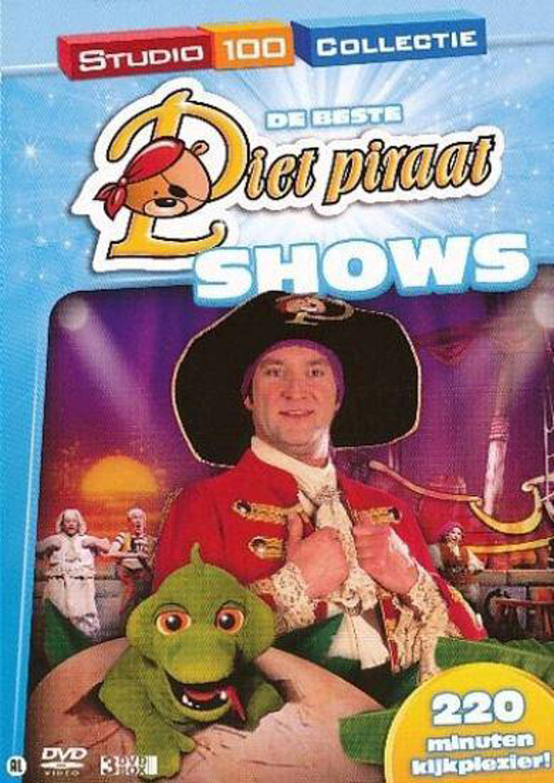 Piet Piraat shows 2 (DVD)