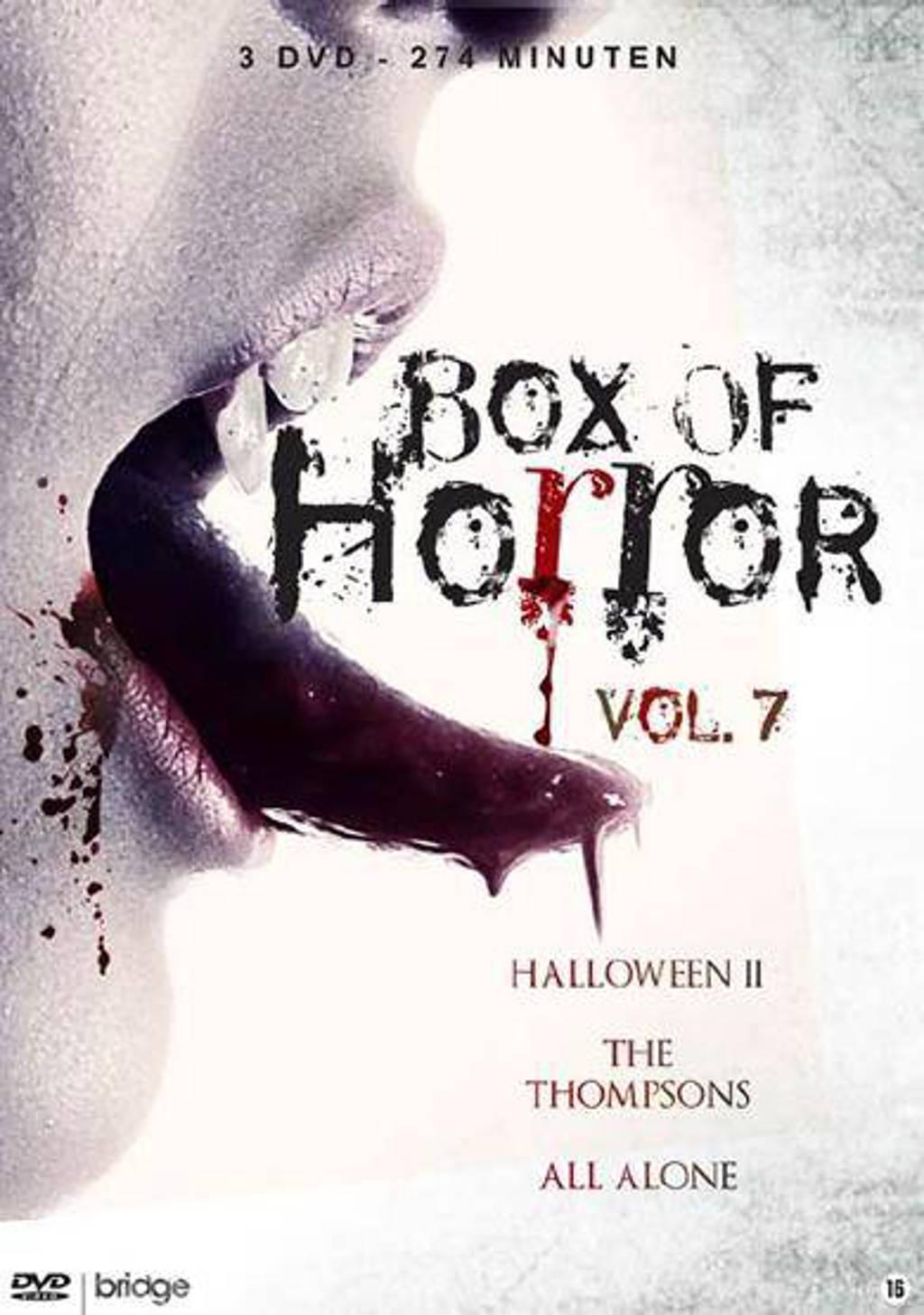 Box of horror 7 (DVD)
