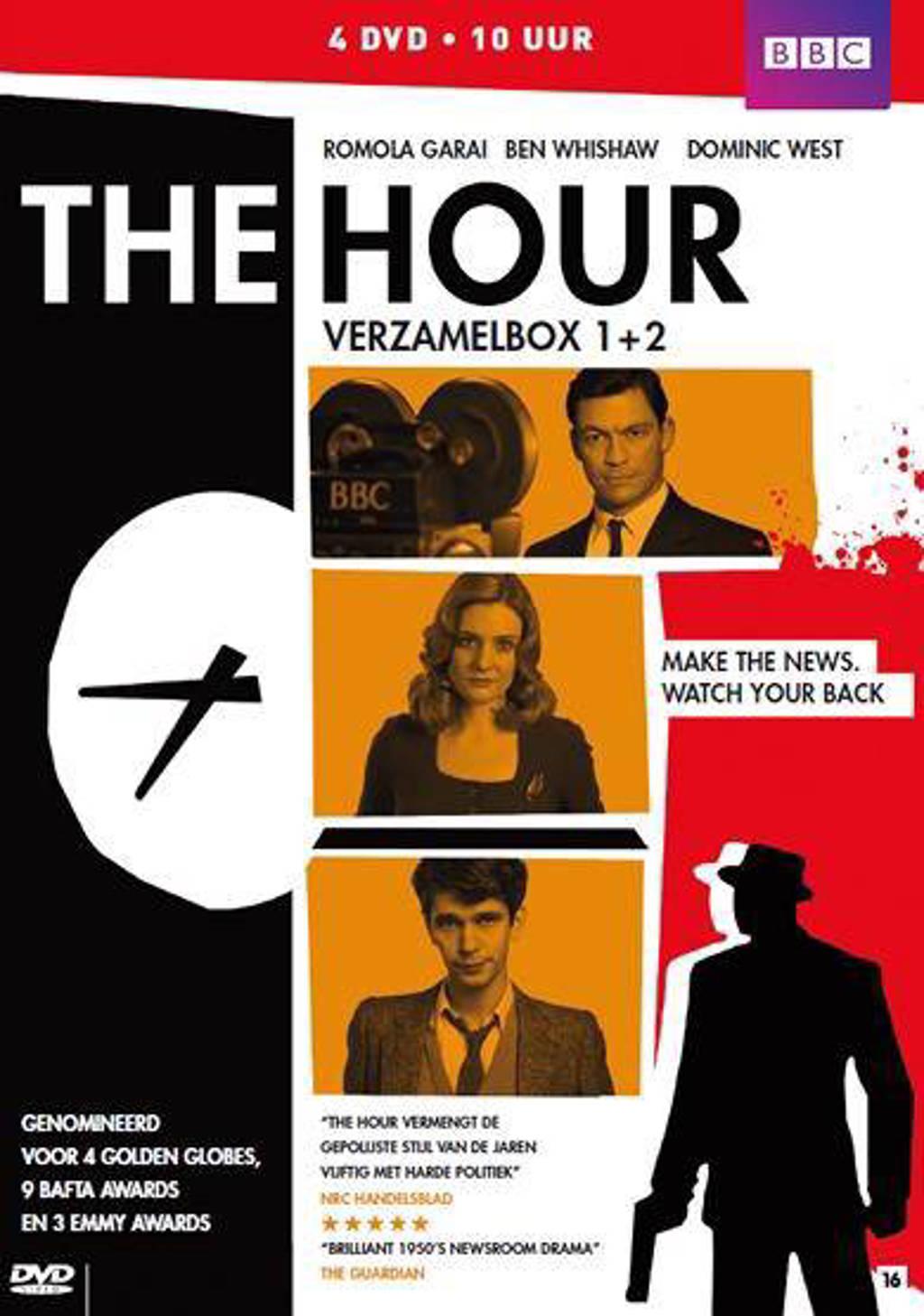 Hour - Seizoen 1 & 2 (DVD)