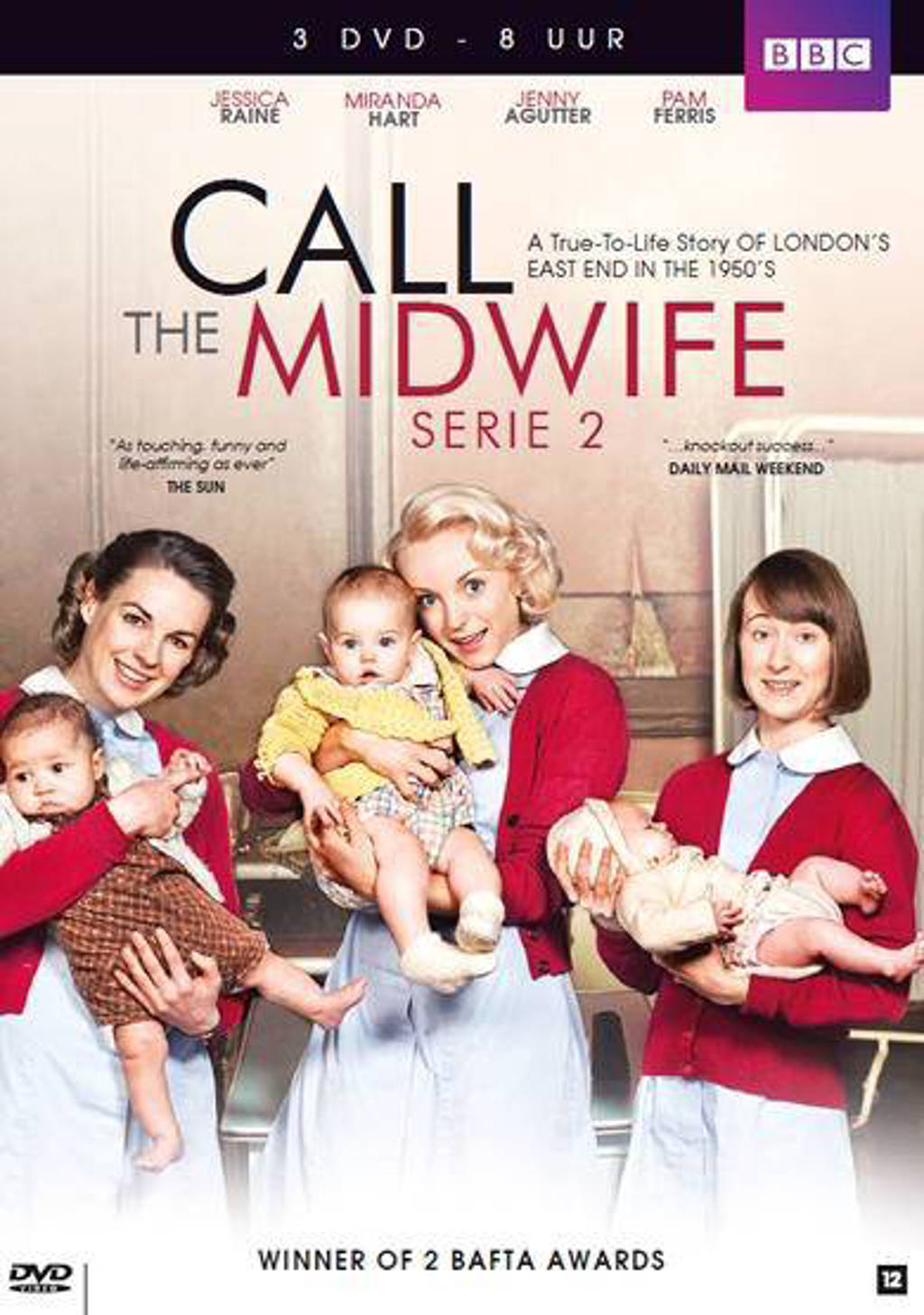Call the midwife - Seizoen 2 (DVD)