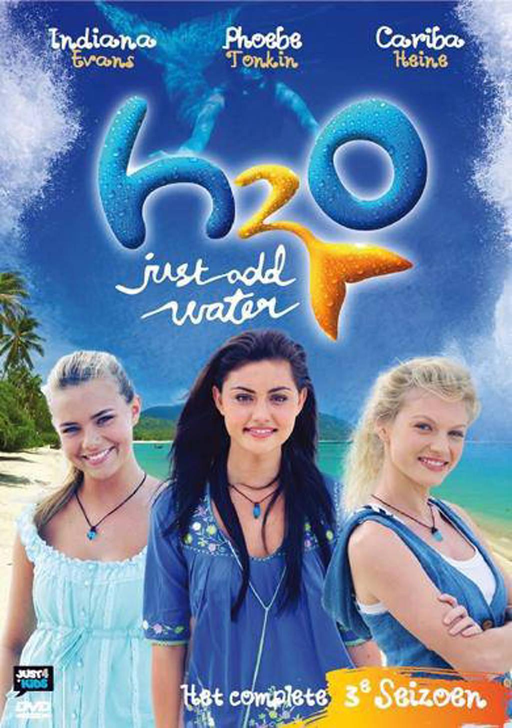 H2O just add water - Seizoen 3 (DVD)