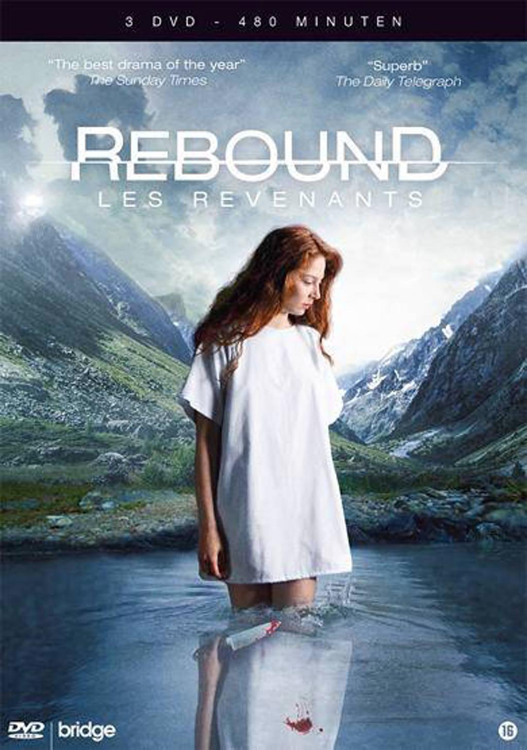 Rebound - Seizoen 1 (DVD)