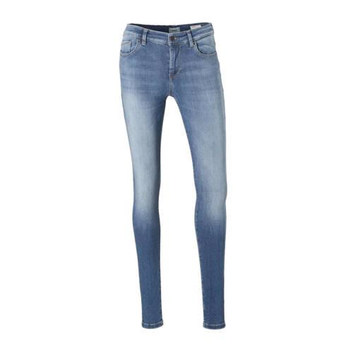 ONLY skinny jeans met regular waist