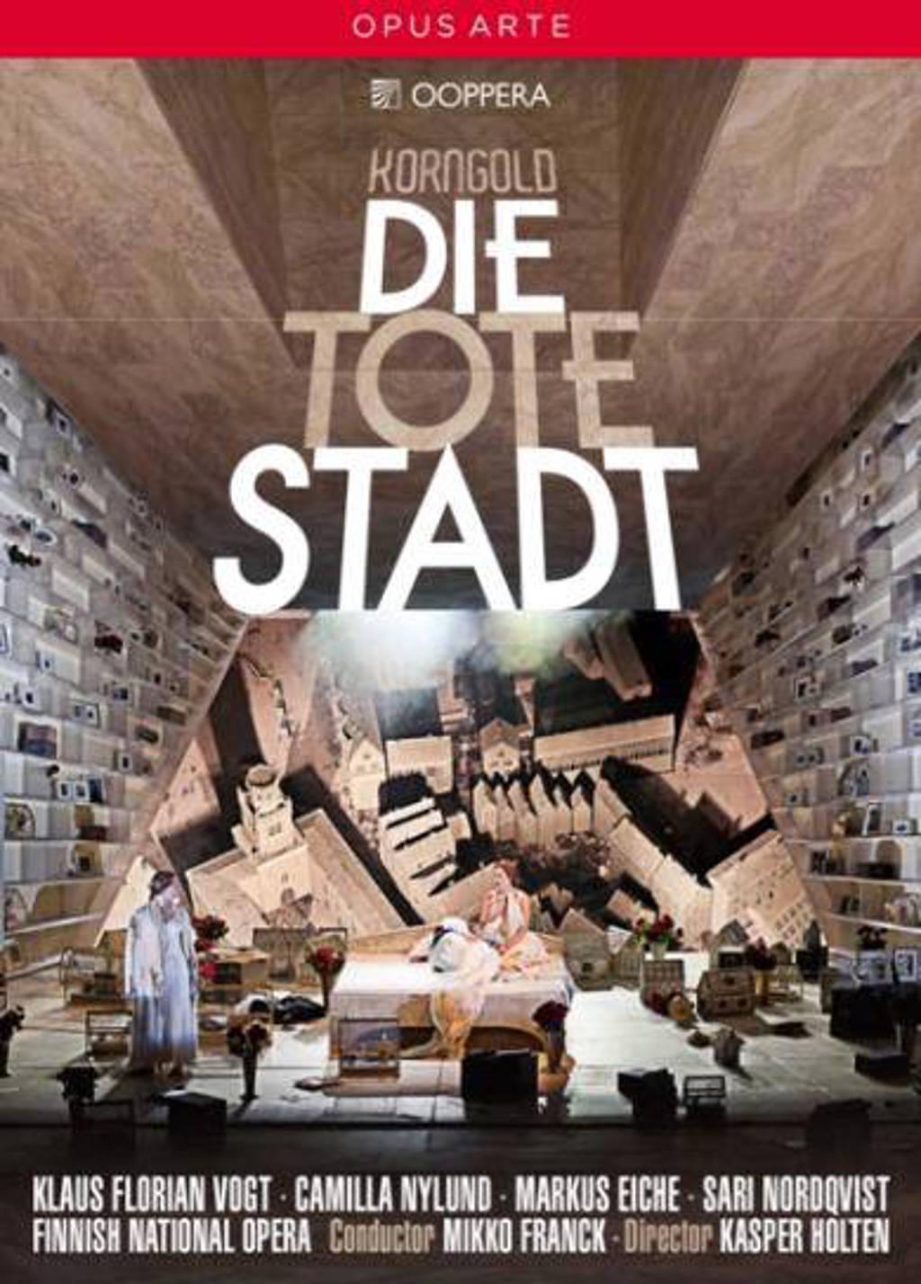 Finnish National Opera - Die Tote Stadt (DVD)