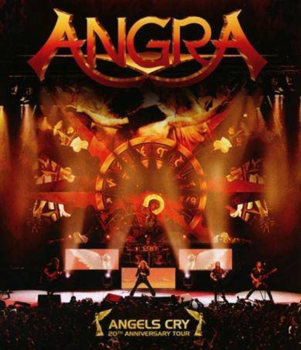 Angra - Angels City (Blu-ray)