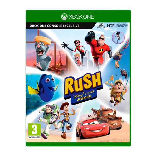 Rush A Disney-Pixar Adventure