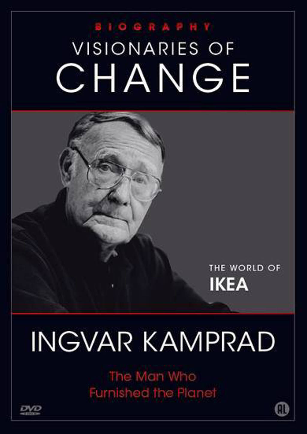Visionairies of change - Ingvar Kamprad (DVD)