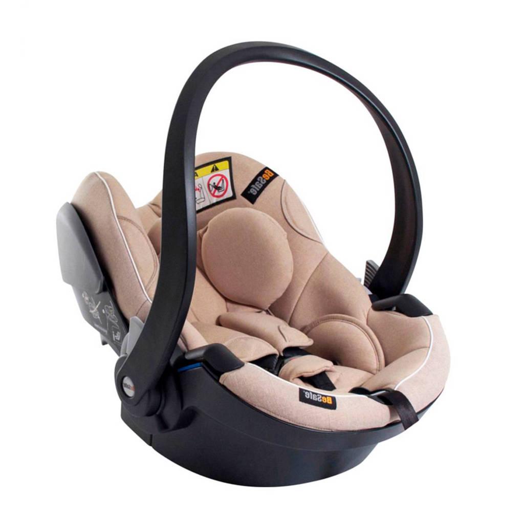 BeSafe Izi Go Modular i-Size autostoel groep 0+ beige melange