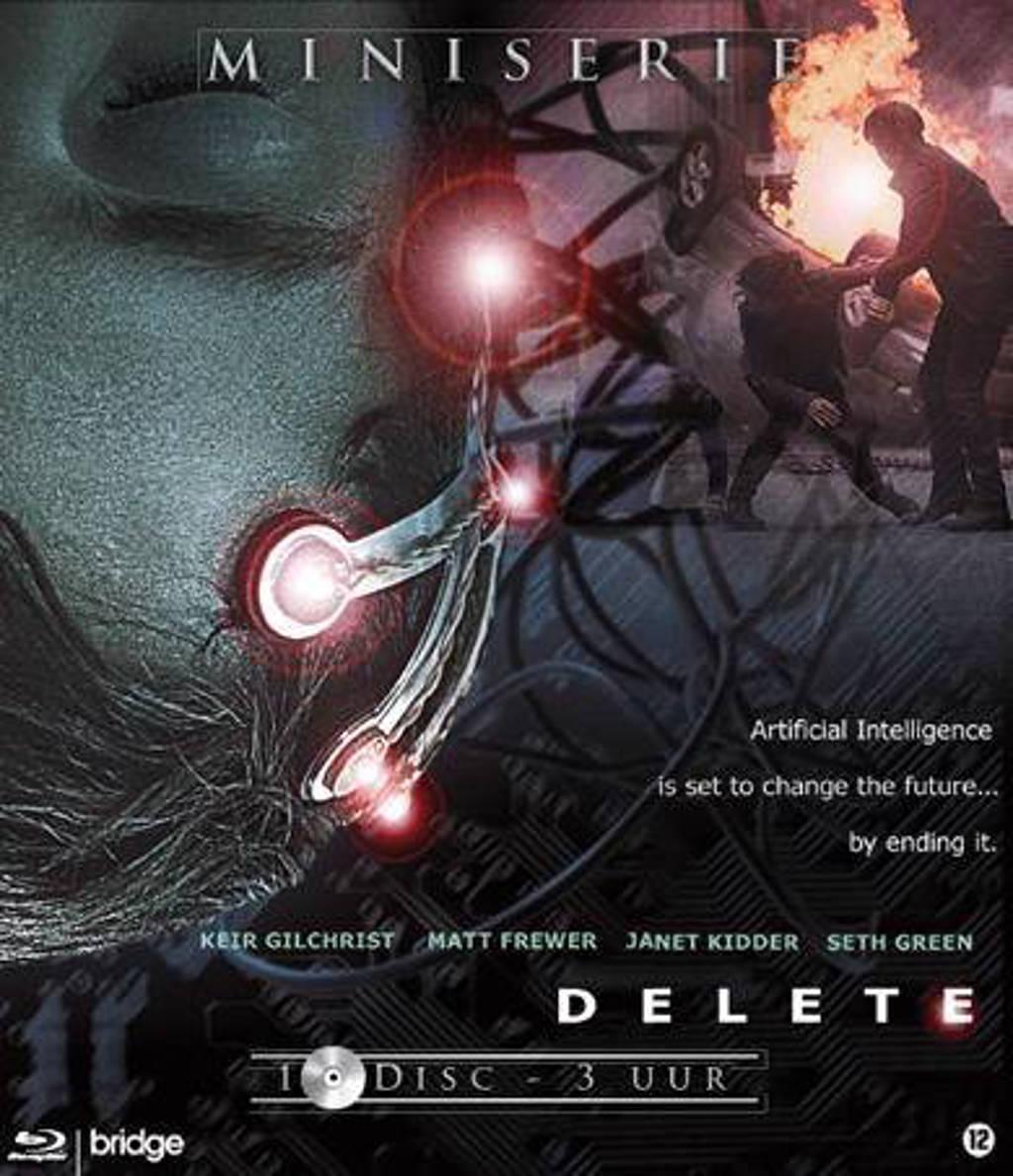 Delete (Blu-ray)