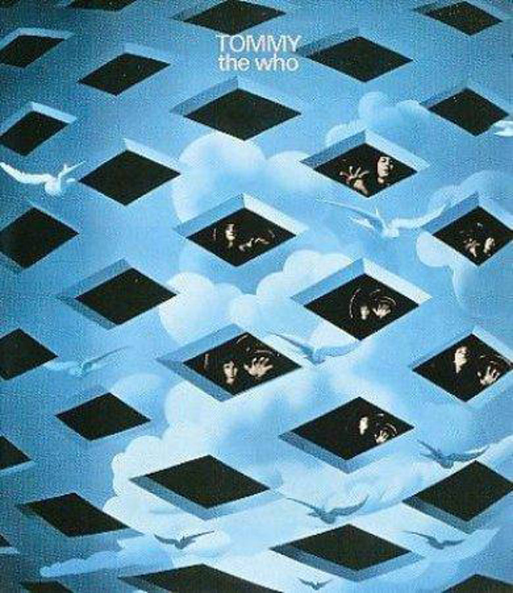 The Who - Tommy (Audio) (Blu-ray)