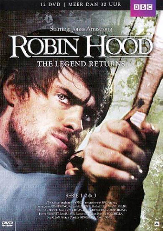 Robin Hood box (DVD)
