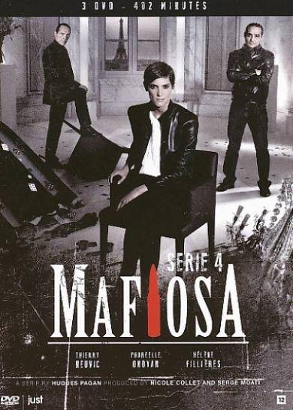 Mafiosa - Seizoen 4 (DVD)