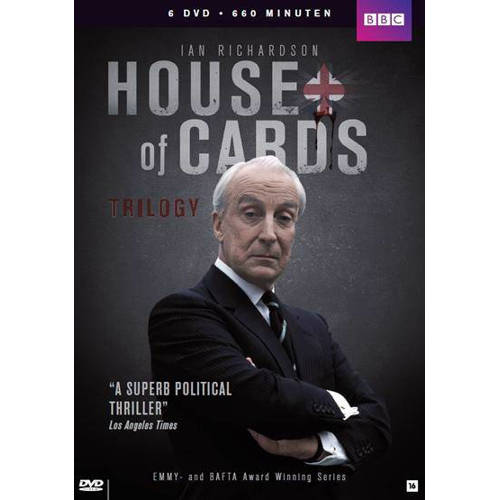 House of cards - Trilogy (DVD) kopen