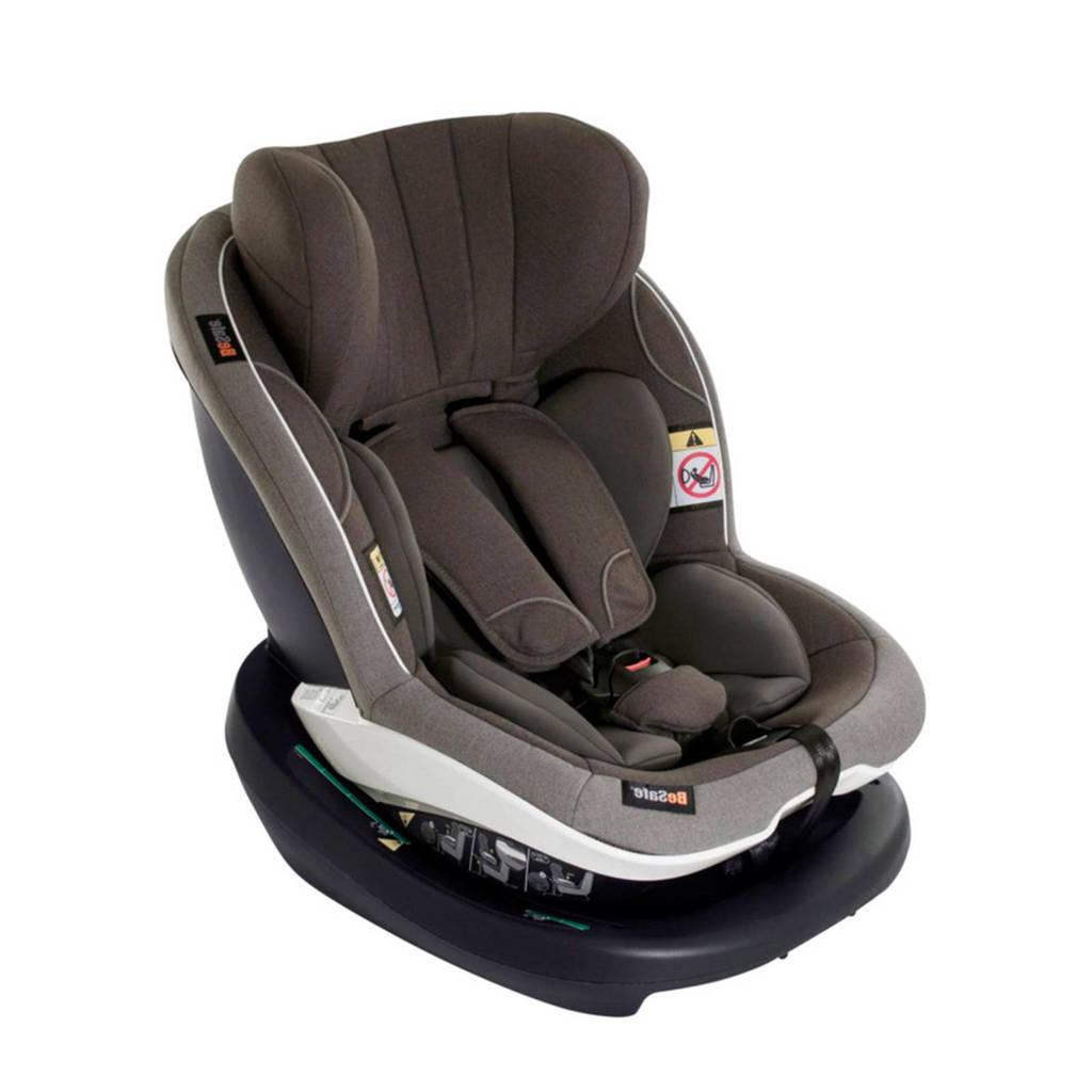 BeSafe iZi Modular autostoel groep 0+/1 grey melange