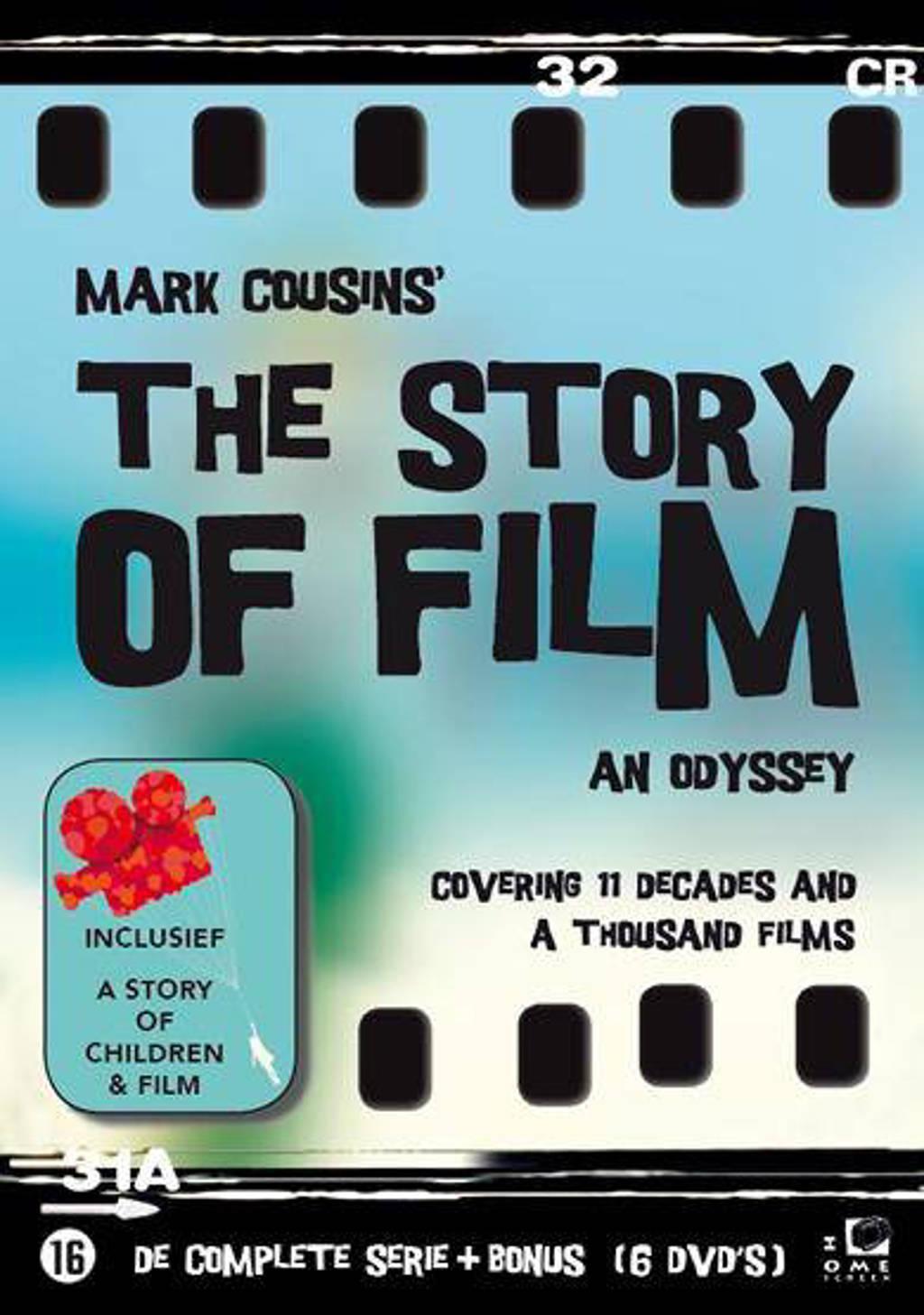 Story of film - An odyssey (DVD)