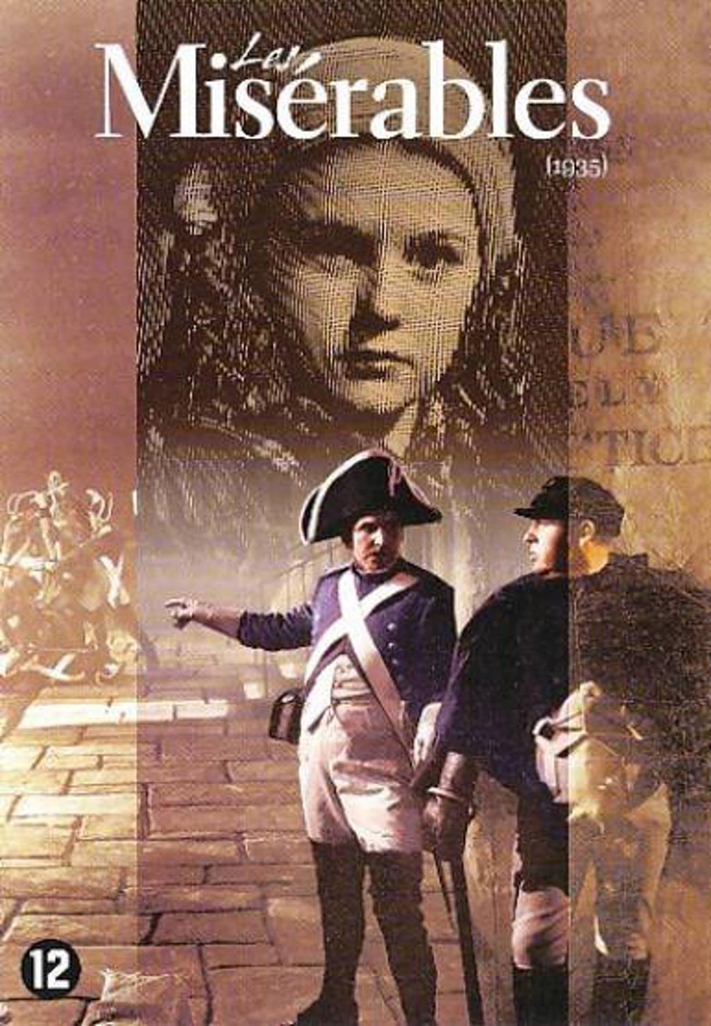 Les miserables (1935) (DVD)