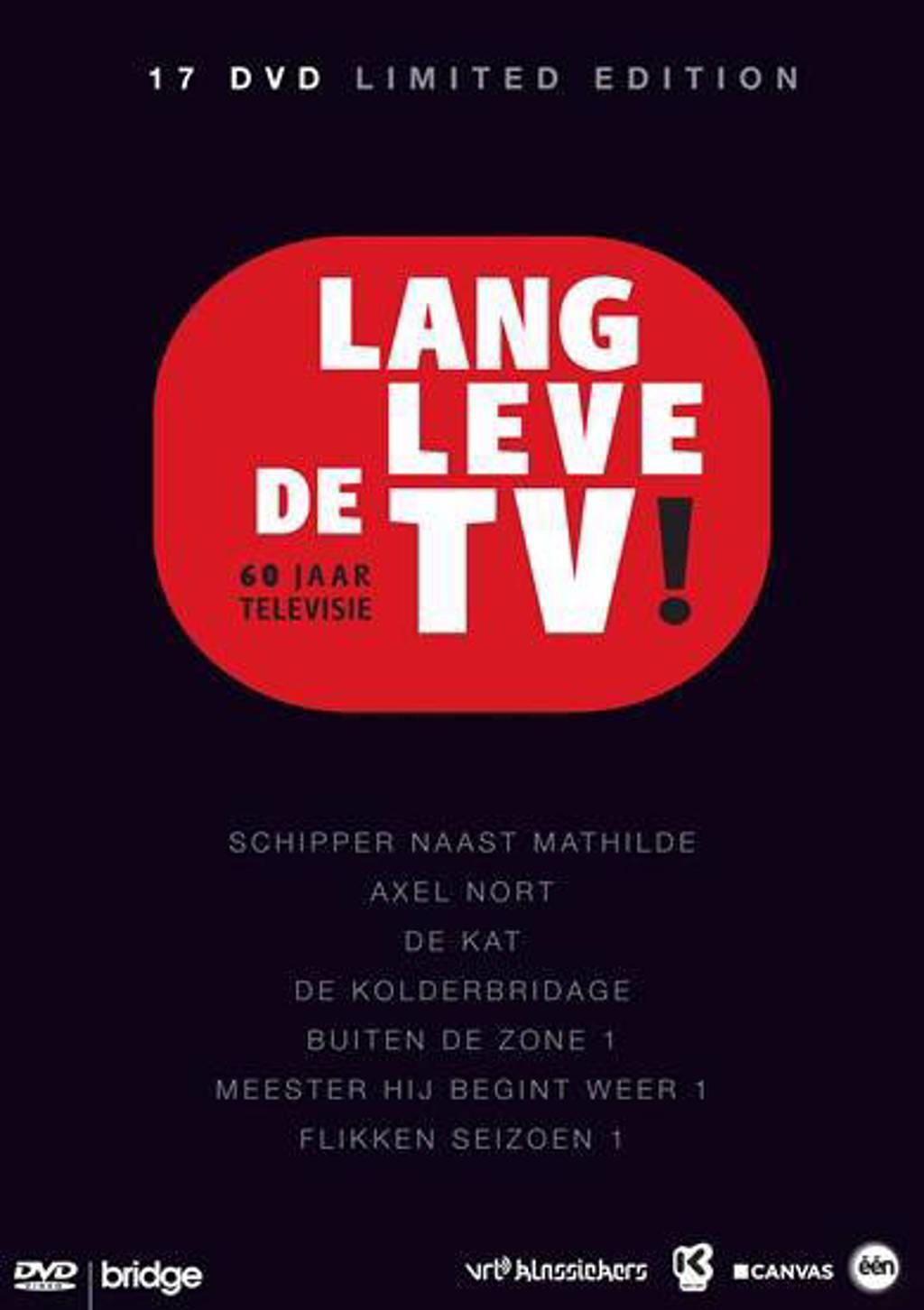 60 jaar Belgische televisie (DVD)