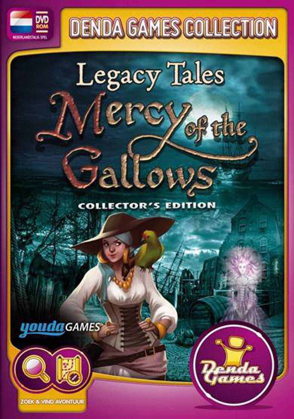 Legacy tales - Mercy of the gallows (Collectors edition) (PC)