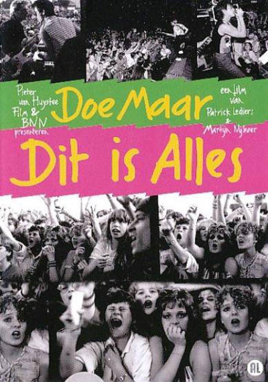 Doe Maar - Dit is alles (DVD)