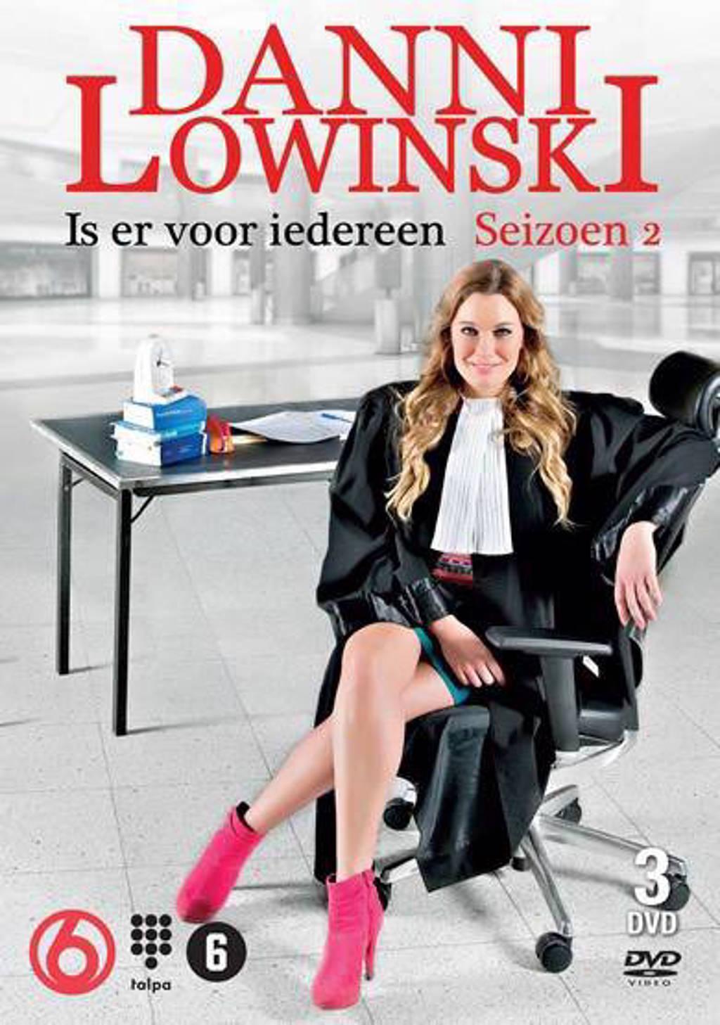 Danni Lowinski - Seizoen 2 (DVD)