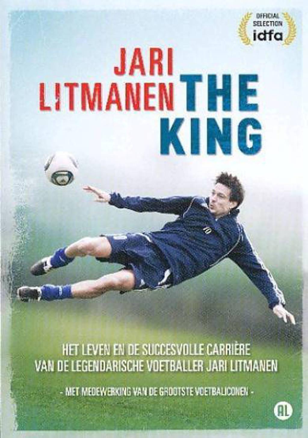 Jari Litmanen - The King (DVD)