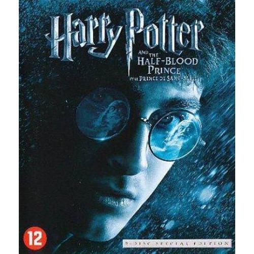Harry Potter 6 - De halfbloed prins (Blu-ray) kopen