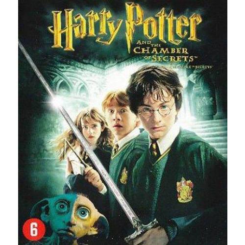 Harry Potter 2 - De geheime kamer (Blu-ray) kopen