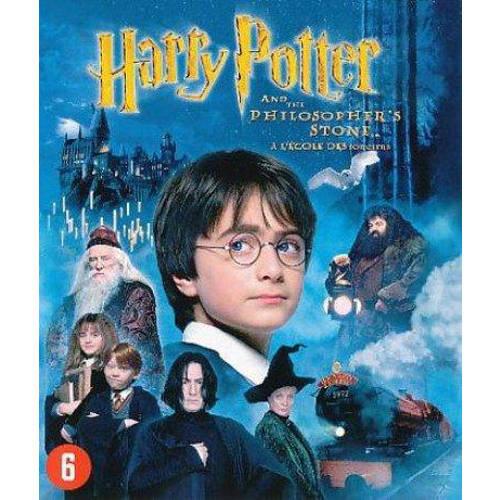 Harry Potter 1 - De steen der wijzen (Blu-ray) kopen
