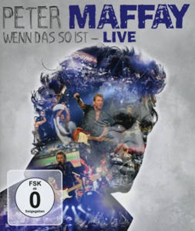 Peter Maffay - Wenn Das So Ist - Live (Blu-ray)