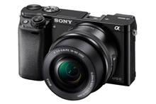 Alpha A6000 + 16+50mm systeem camera