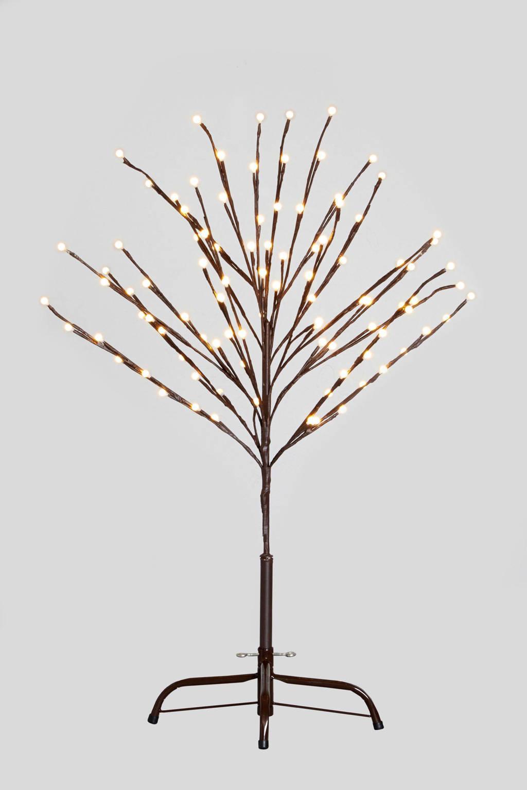 Konstsmide lichtboom (h100 cm, 96 leds), Bruin