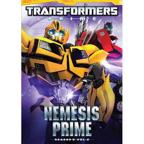 Transformers prime - Nemesis prime (DVD) kopen