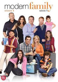 Modern Family - Seizoen 4 (DVD)