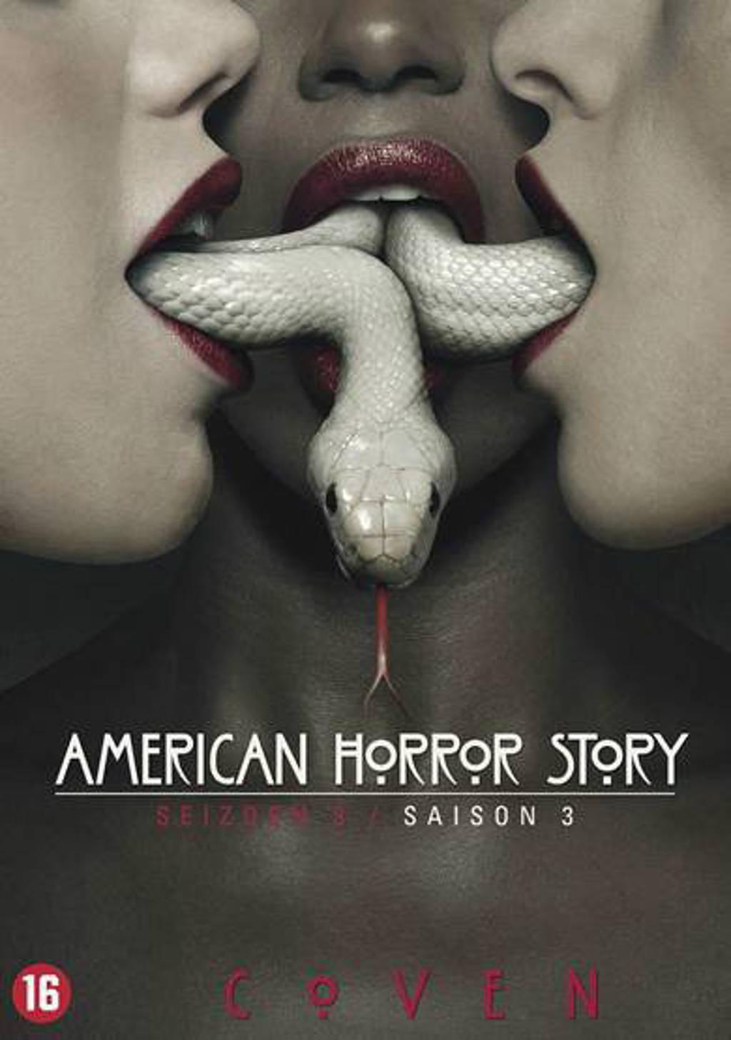 American Horror Story - Seizoen 3 Coven (DVD)