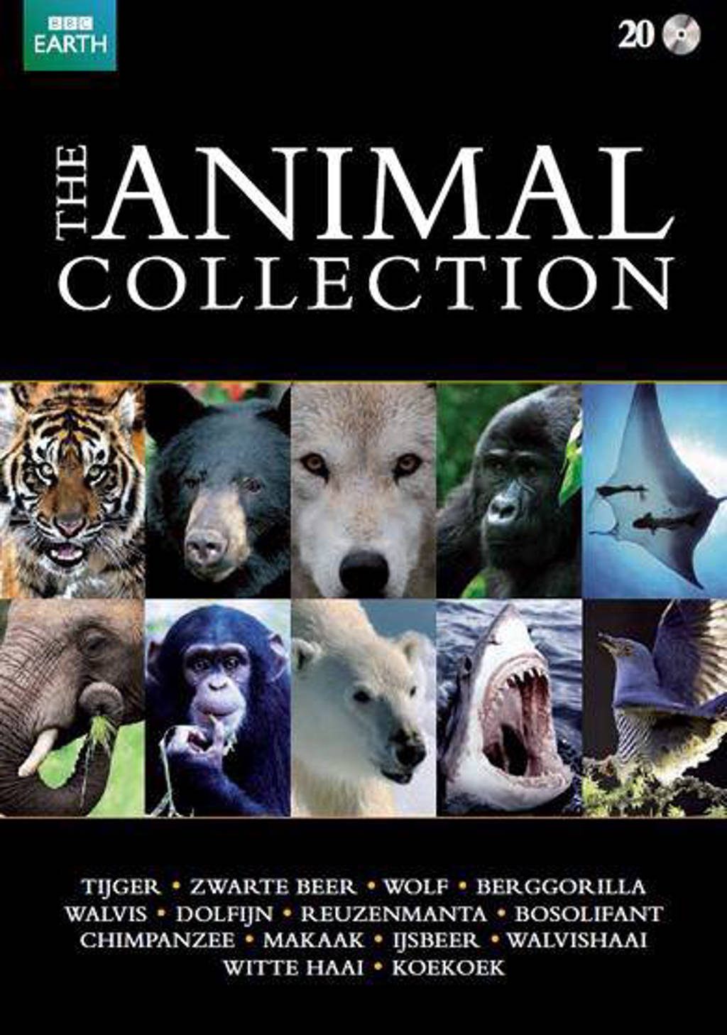BBC earth - The animal collection (DVD)