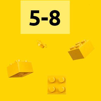 LEGO voor 5- 8 jaar