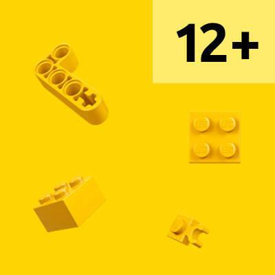 LEGO voor 12+ jaar