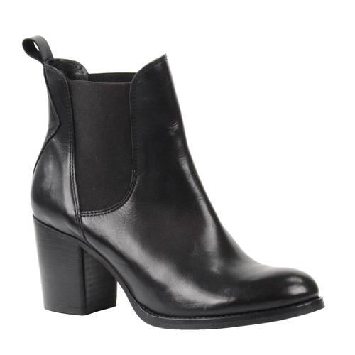 Sacha leren chelsea boots