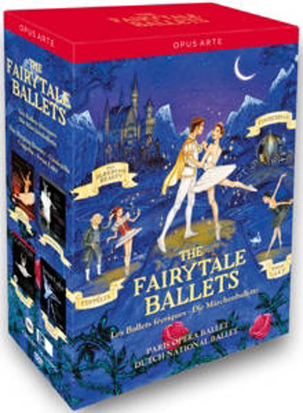 Het Nationale B Paris Opera Ballet - The Fairytale Ballets (DVD)